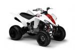 Информация по эксплуатации, максимальная скорость, расход топлива, фото и видео мотоциклов YFM350R