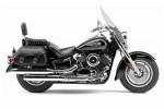 Информация по эксплуатации, максимальная скорость, расход топлива, фото и видео мотоциклов V Star 1100 Silverado