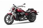 Информация по эксплуатации, максимальная скорость, расход топлива, фото и видео мотоциклов V Star 950