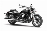 Информация по эксплуатации, максимальная скорость, расход топлива, фото и видео мотоциклов V Star 950 Silverado