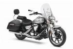 Информация по эксплуатации, максимальная скорость, расход топлива, фото и видео мотоциклов V Star 950 Tourer