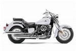 Информация по эксплуатации, максимальная скорость, расход топлива, фото и видео мотоциклов XVS650A - V-STAR CLASSIC