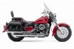 Информация по эксплуатации, максимальная скорость, расход топлива, фото и видео мотоциклов XVS650 - V-STAR Silverado