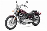 Информация по эксплуатации, максимальная скорость, расход топлива, фото и видео мотоциклов V Star 250