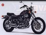 Информация по эксплуатации, максимальная скорость, расход топлива, фото и видео мотоциклов XV400 Virago