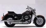 Информация по эксплуатации, максимальная скорость, расход топлива, фото и видео мотоциклов XVS400 Drag Star