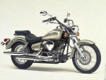 Мотоцикл XVS 125 DragStar 2004: Эксплуатация, руководство, цены, стоимость и расход топлива