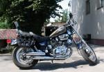 Информация по эксплуатации, максимальная скорость, расход топлива, фото и видео мотоциклов XV Virago 1100