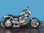 Информация по эксплуатации, максимальная скорость, расход топлива, фото и видео мотоциклов XV 400 Virago 1989 (Japan)
