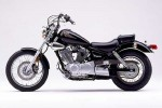 Мотоцикл XV 250 Virago S 1990: Эксплуатация, руководство, цены, стоимость и расход топлива