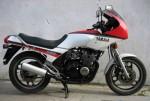 Информация по эксплуатации, максимальная скорость, расход топлива, фото и видео мотоциклов XJ 600 1984