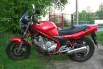 Информация по эксплуатации, максимальная скорость, расход топлива, фото и видео мотоциклов XJ 600 N Diversion 2003