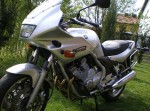 Информация по эксплуатации, максимальная скорость, расход топлива, фото и видео мотоциклов XJ 600 S Diversion 2003