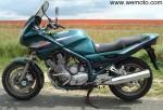 Информация по эксплуатации, максимальная скорость, расход топлива, фото и видео мотоциклов XJ 900 S Diversion 1999