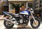 Информация по эксплуатации, максимальная скорость, расход топлива, фото и видео мотоциклов XJR 1200 1996