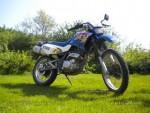 Информация по эксплуатации, максимальная скорость, расход топлива, фото и видео мотоциклов XT600E