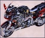 Мотоцикл GTS 1000 1997: Эксплуатация, руководство, цены, стоимость и расход топлива