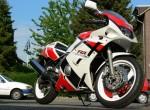 Мотоцикл FZR 600 1991: Эксплуатация, руководство, цены, стоимость и расход топлива