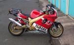 Мотоцикл FZR 600 1994: Эксплуатация, руководство, цены, стоимость и расход топлива