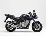 Мотоцикл FZS1000 Fazer: Эксплуатация, руководство, цены, стоимость и расход топлива