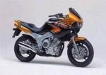Информация по эксплуатации, максимальная скорость, расход топлива, фото и видео мотоциклов TDM850 1999