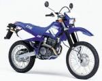 Информация по эксплуатации, максимальная скорость, расход топлива, фото и видео мотоциклов TT250R Open Enduro