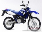 Информация по эксплуатации, максимальная скорость, расход топлива, фото и видео мотоциклов DT 125 RE 2004