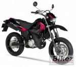 Мотоцикл DT 125 X 2006: Эксплуатация, руководство, цены, стоимость и расход топлива