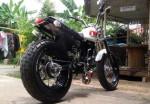 Информация по эксплуатации, максимальная скорость, расход топлива, фото и видео мотоциклов TW 200