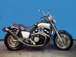Информация по эксплуатации, максимальная скорость, расход топлива, фото и видео мотоциклов V-MAX 1990 (Japan)