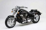 Информация по эксплуатации, максимальная скорость, расход топлива, фото и видео мотоциклов VTX-1800С 2001
