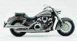 Информация по эксплуатации, максимальная скорость, расход топлива, фото и видео мотоциклов VTX-1800S 2002