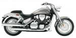 Информация по эксплуатации, максимальная скорость, расход топлива, фото и видео мотоциклов VTX-1800F 2005