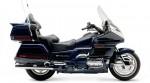 Информация по эксплуатации, максимальная скорость, расход топлива, фото и видео мотоциклов GL 1500 SE Gold Wing 2000
