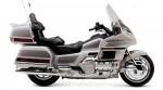 Информация по эксплуатации, максимальная скорость, расход топлива, фото и видео мотоциклов GL 1500 SE Gold Wing 1998