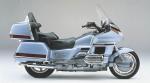 Мотоцикл GL 1500 SE Gold Wing 1990: Эксплуатация, руководство, цены, стоимость и расход топлива
