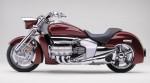 Информация по эксплуатации, максимальная скорость, расход топлива, фото и видео мотоциклов Valkyrie Rune 2004
