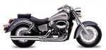Информация по эксплуатации, максимальная скорость, расход топлива, фото и видео мотоциклов VT 750 CD Shadow A.C.E. Deluxe