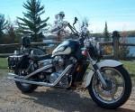 Мотоцикл VT 1100 C2 Shadow Sabre 1994: Эксплуатация, руководство, цены, стоимость и расход топлива