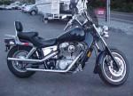 Мотоцикл VT 1100 C Shadow 1990: Эксплуатация, руководство, цены, стоимость и расход топлива