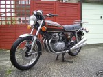 Мотоцикл CB550 K3 1980: Эксплуатация, руководство, цены, стоимость и расход топлива