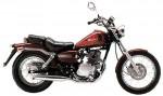 Мотоцикл CA 125 Rebel: Эксплуатация, руководство, цены, стоимость и расход топлива