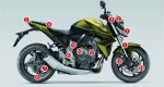 Мотоцикл CB1000: Эксплуатация, руководство, цены, стоимость и расход топлива