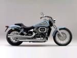 Мотоцикл Shadow Slasher 2000: Эксплуатация, руководство, цены, стоимость и расход топлива