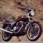 Информация по эксплуатации, максимальная скорость, расход топлива, фото и видео мотоциклов CB 450T 1982