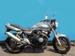 Информация по эксплуатации, максимальная скорость, расход топлива, фото и видео мотоциклов CB 400 Super Four V 1999 (Japan)