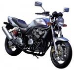 Информация по эксплуатации, максимальная скорость, расход топлива, фото и видео мотоциклов CB 400 Super Four VTEC 2003