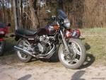 Мотоцикл CBX 550F: Эксплуатация, руководство, цены, стоимость и расход топлива
