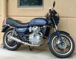 Информация по эксплуатации, максимальная скорость, расход топлива, фото и видео мотоциклов CX500 1980