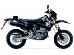 Информация по эксплуатации, максимальная скорость, расход топлива, фото и видео мотоциклов DR-Z400SM (2008)